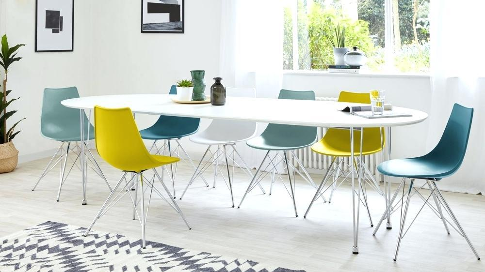 modern white dining chairs 2