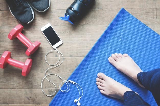 Yoga Equipments