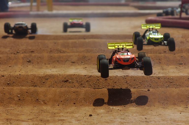 Benefits of RC Cars