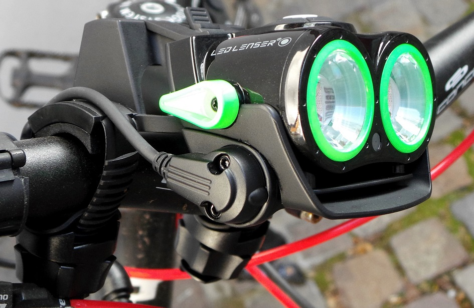 Led Lenser Bike Bracket
