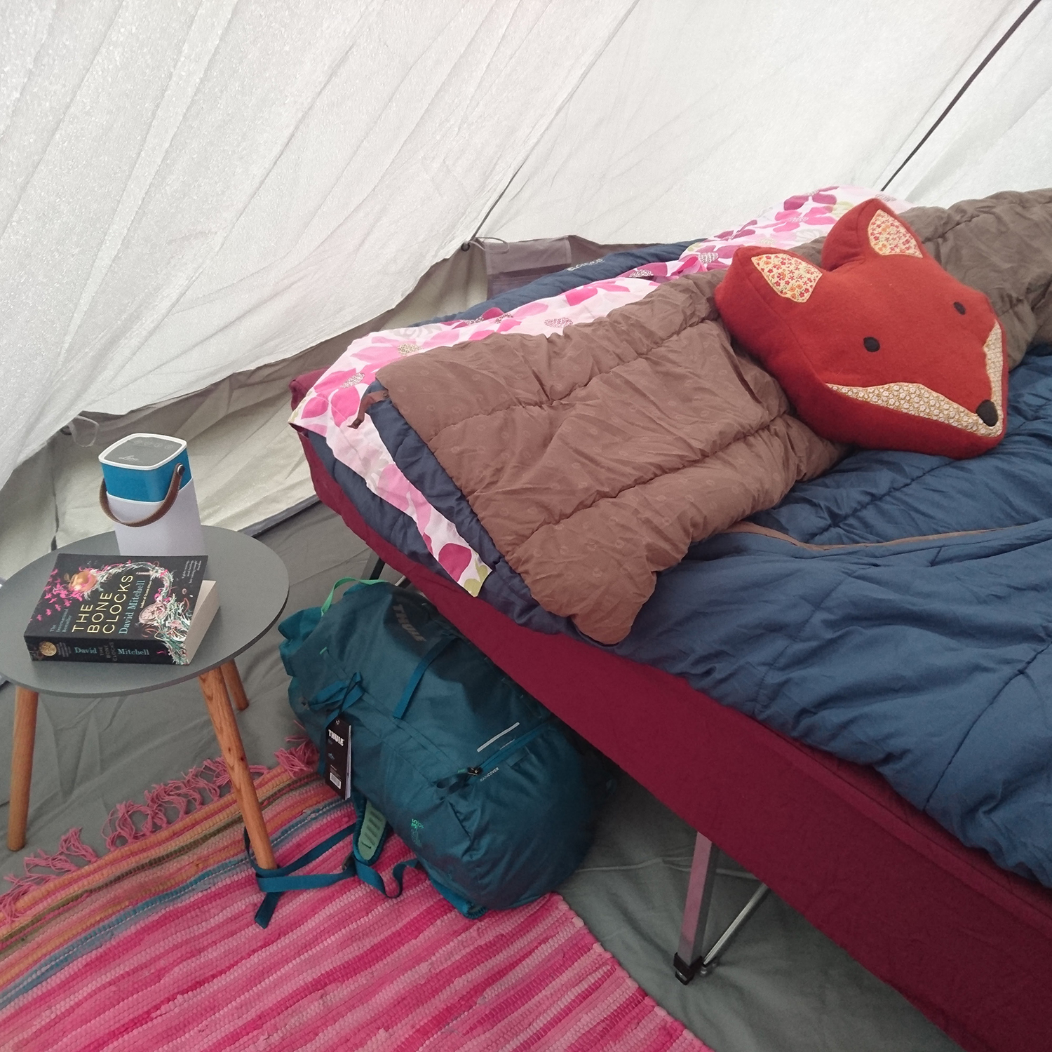 camping airbeds