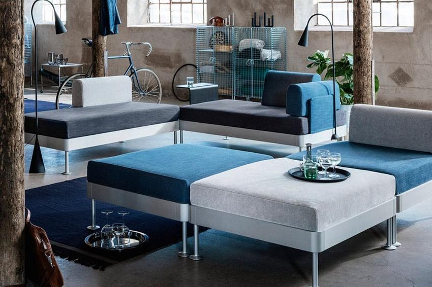designer modular lounge
