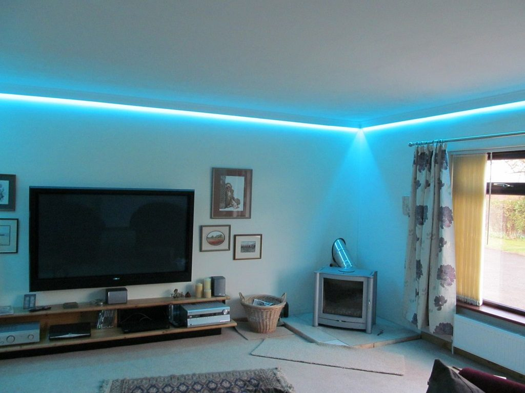 living-room-led-lights