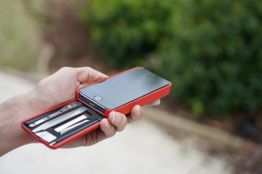 Multi-Purpose Phone Cases