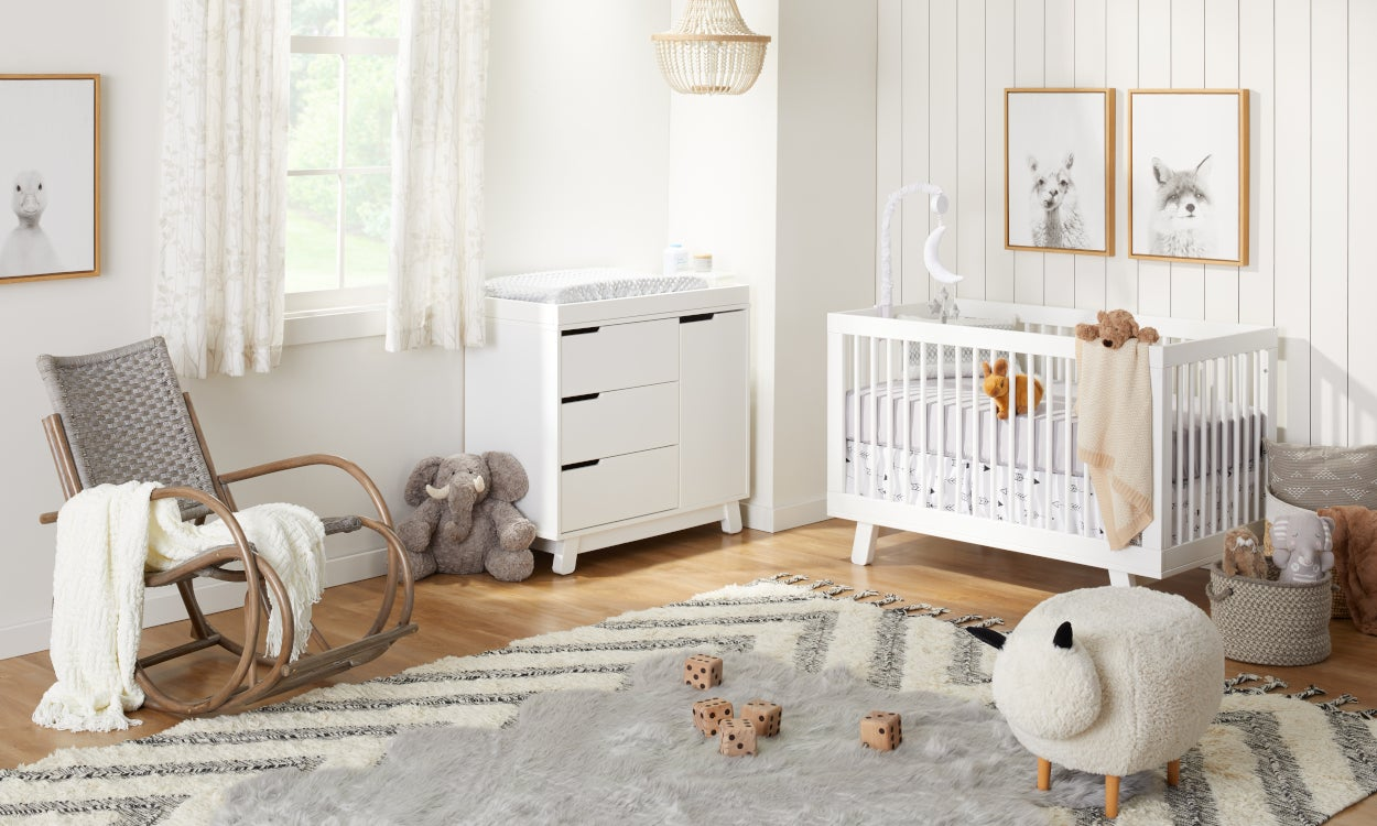 Essential Nursery Items for baby