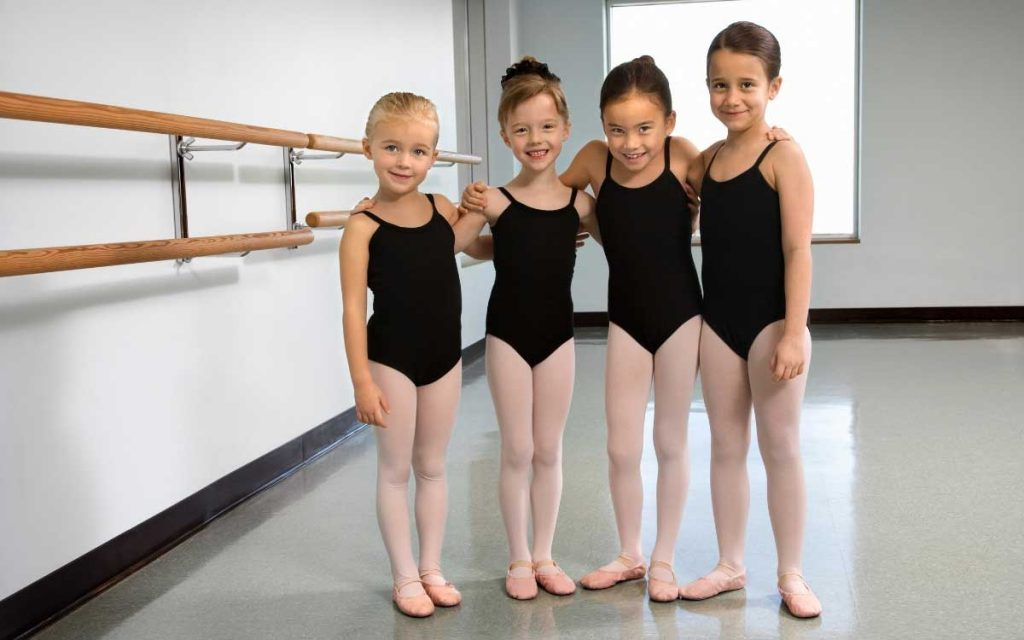 Ballet Leotard cute kids