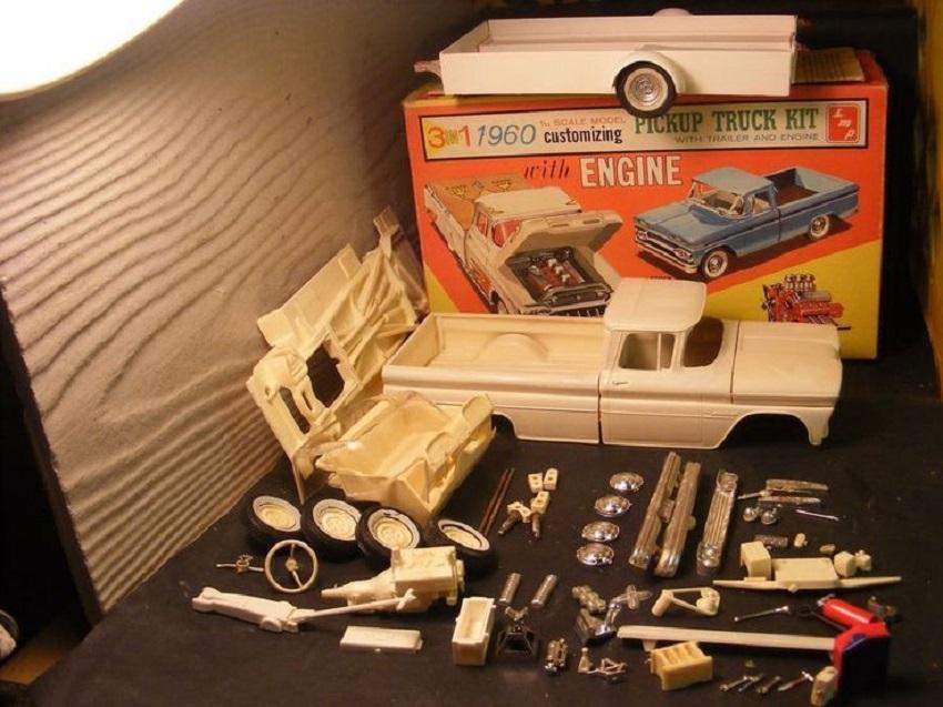 build car model