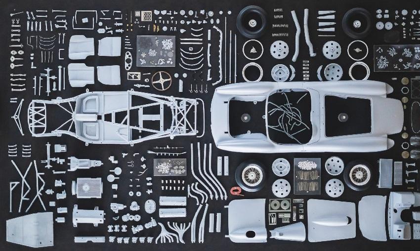 car model parts