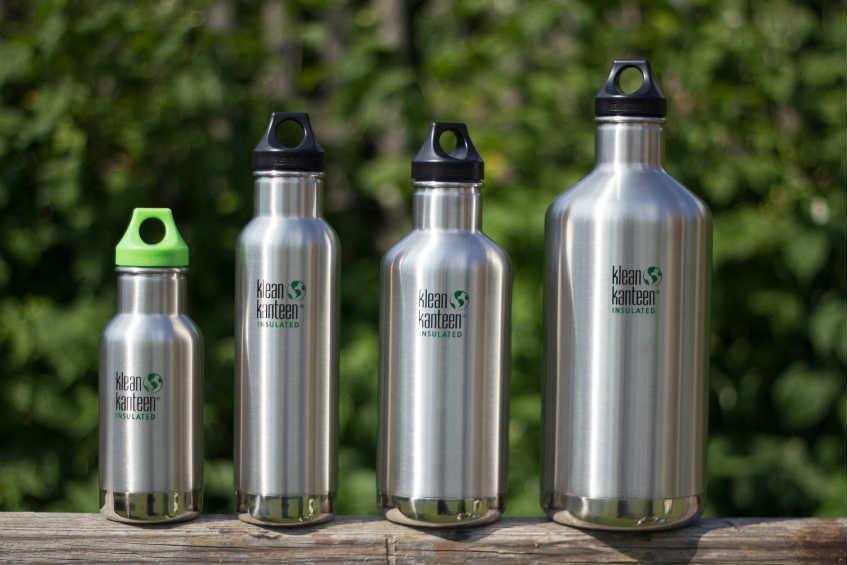 water bottle Klean Kanteen