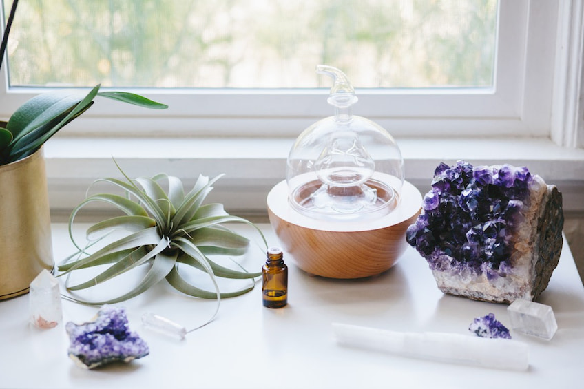 aromatherapy-with-diffuser
