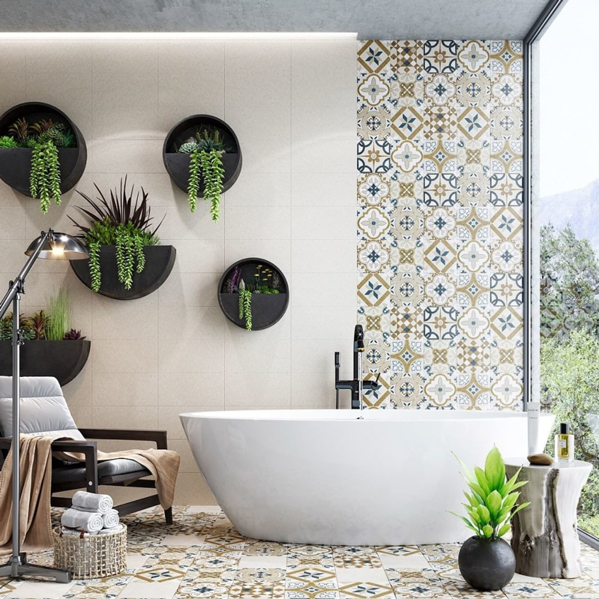 bathroom accessory and sets self watering planters