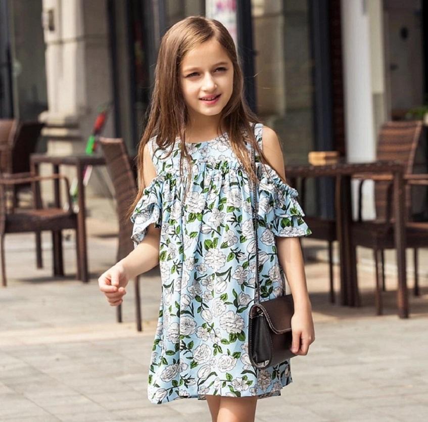 Teenage girl dress
