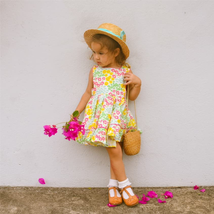 little-girl-with-dress-with-flowers