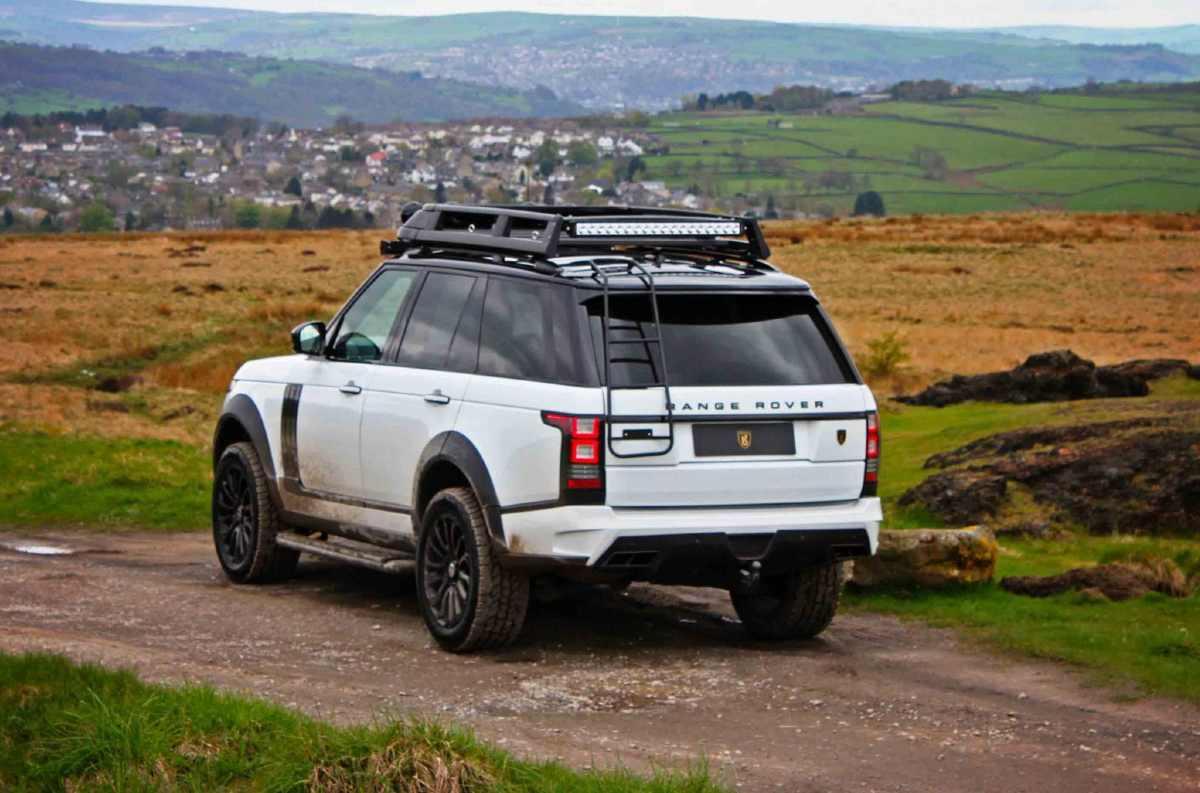 range rover sport accessories