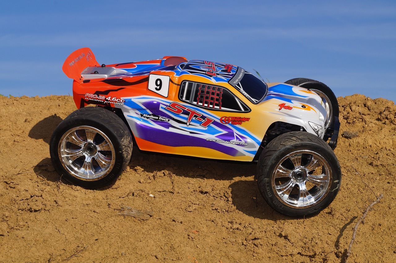 rc car outdoor performance