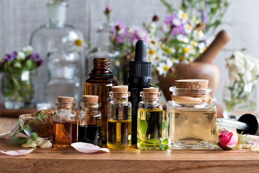 Humans have been using aromatherapy since ancient times to relax and unwind.  Its effectiveness in inducing sleep and reducing anxiety has been explored and exploited the most. A lavender essential oil massage can calm a fussy baby. Combined with chamomile, they've been used to treat insomnia and even relieve symptoms of colic.